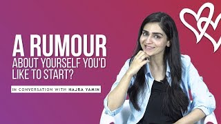 Candid Conversation With Hajra Yamin | Naqab Zun | HUM TV | HUM Spotlight