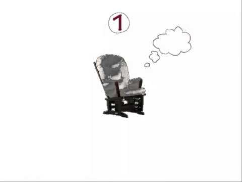 Choosing the Best Nursery Baby Glider Chair with 3 features| Review of Perfect Baby Glider Chairs