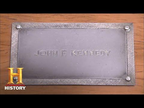 Pawn Stars: JFK's Cigar Box | History