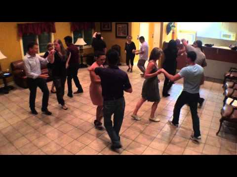 Cumbia Beginner Workshop. LatinDanceFactory.com