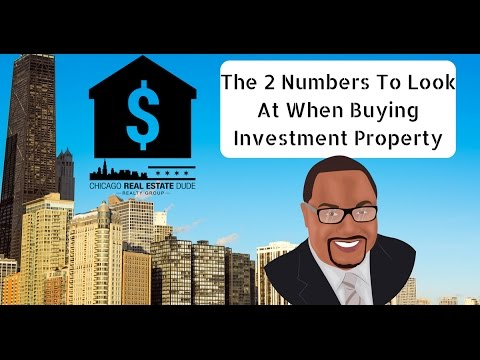 The 2 Things To Look For When Buying Investment Property In Chicago