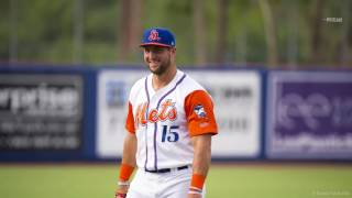 Tim Tebow Stays Hot, Crushes His 4th HR Since His Promotion