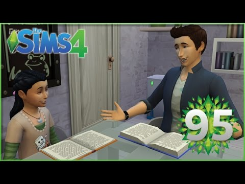 Sims 4: Getting Ready For Business!! - Episode #95
