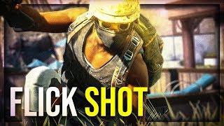 FLICK SHOT NAJJACI ZNACI NEMA ! Playerunknown's Battlegrounds