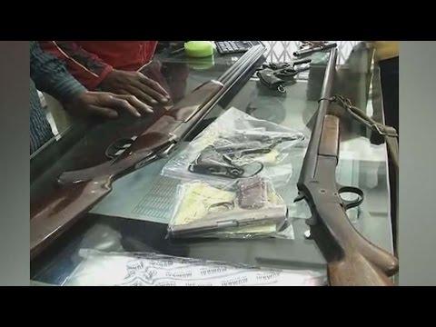Punjab polls | Arms deposition begins
