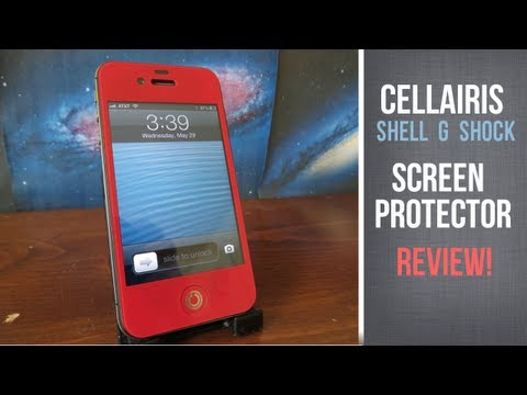 Review: Cellairis Shell