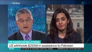 US-Pakistan Relations: Madiha Afzal talks to TRT World
