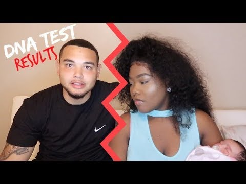 Baby Daddy Asked For A DNA Test & THE RESULTS ARE IN!