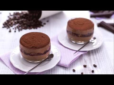 Chocolate tiramisu - recipe
