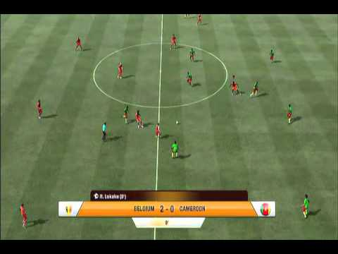 Team to dominate FIFA 12