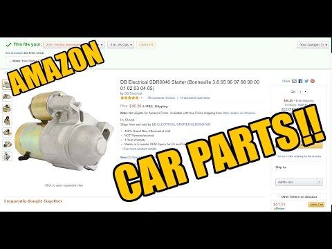 Amazon Car Parts Review