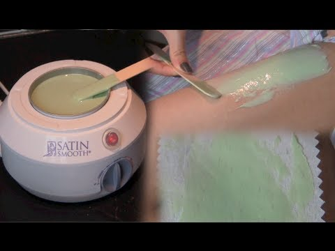 How To: At Home Waxing! (Quick & Easy!)