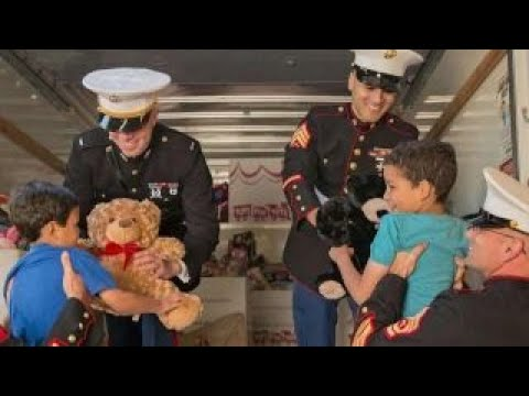 Toys for Tots on bringing joy to America's less fortunate
