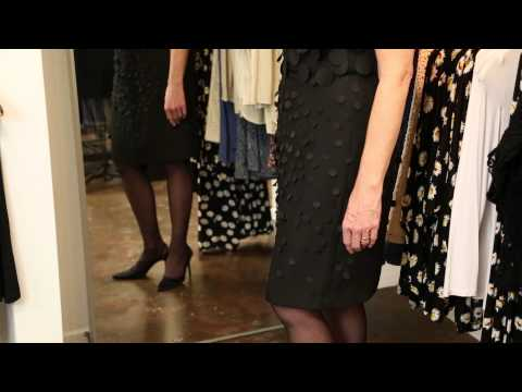 What Color Pantyhose With a Black Cocktail Dress? : Color & Fashion