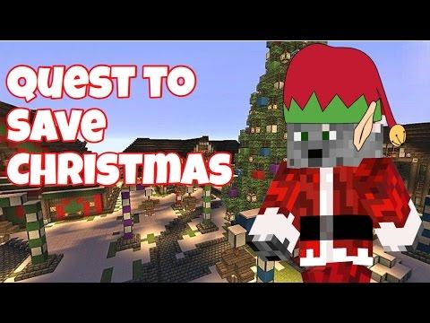 Mcpe Save The Christmas Map [1]