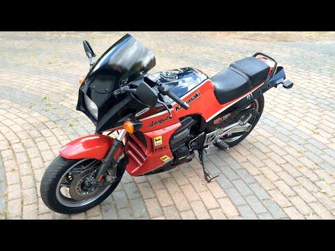 Kawasaki Ninja GPZ 750 R