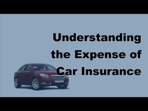 2017 Auto Insurance Role  | Understanding the Expense of Car Insurance