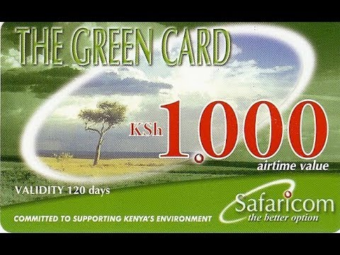 FREE  1000 SAFARICOM AIRTIME IN KENYA JUST FOR ANSWERING SIMPLE QUESTION