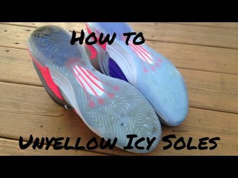 How to Restore Icy Soles