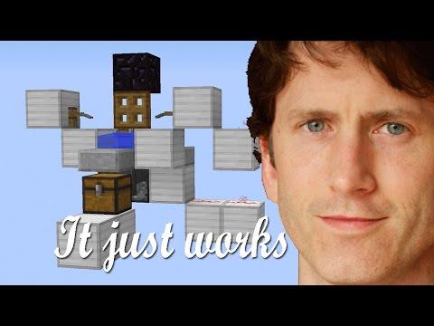 Minecraft Easy AFK Fishing farm!