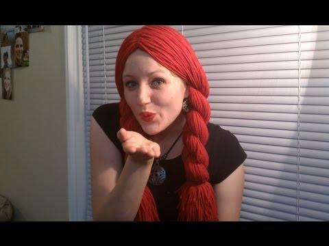 How To Make A Yarn Wig!