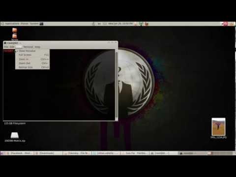 changer la couleur du terminal sur ubuntu