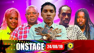 SSP Wright, Jah Wiz, Krysie, Trackstarr - Onstage August  24 2019