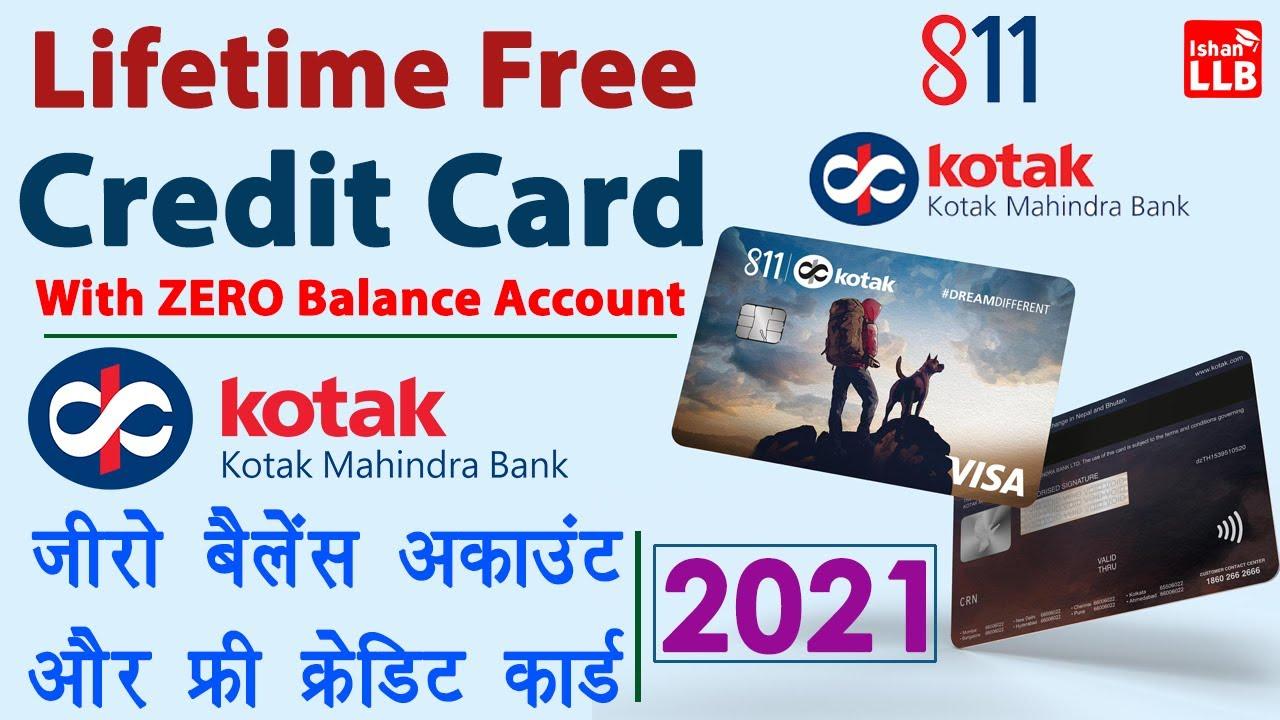 Download Kotak zero balance account opening online - kotak 811 credit card apply 2021   Full Guide in Hindi MP3 Gratis