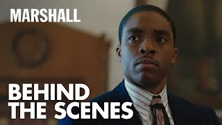 "MARSHALL - ""Chosen Words"" - In Theaters October 13"
