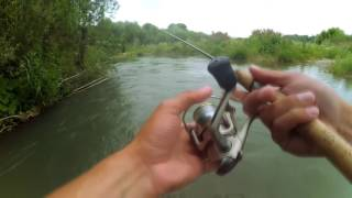 видео ловля головля на кренк