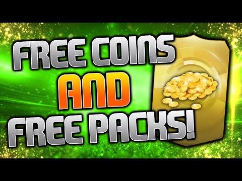 HOW TO GET FREE COINS AND FREE PACKS! FIFA 15 Ultimate Team