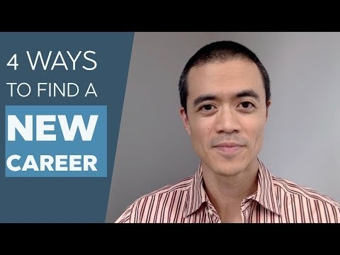 4 Ways to Find a New Career (Stage 7 of Career Change)