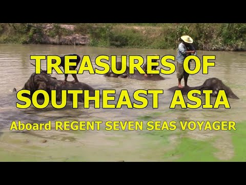 Seven Seas Voyager, Southeast Asia Cruise, January 2015