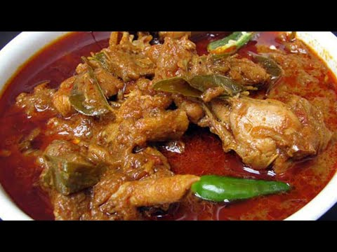 Indian Chicken Curry by Mom | How to Make Home Style Chicken Curry | Dr. Mala Sinha