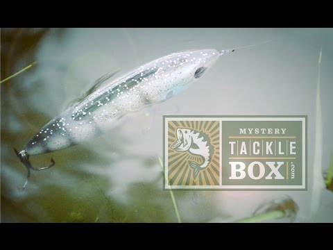 April SLAM - Mystery Tackle Box