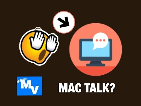 How to make your Mac talk using Terminal EASIEST