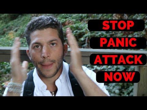 How to Stop Panic Attacks & Crippling Anxiety Naturally