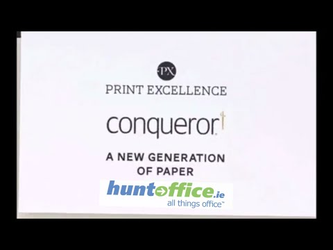 Conqueror - It's not what you say... | Huntoffice.ie