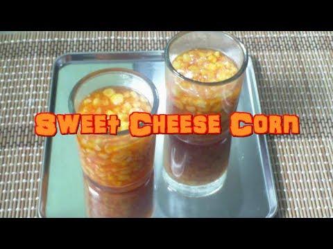 Sweet Cheese Corn