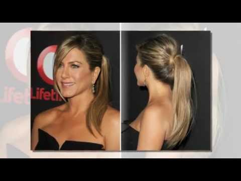Jennifer Aniston Hairstyle Ideas