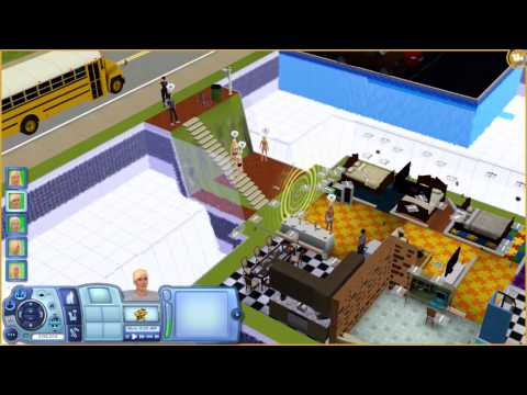 The Sims3 My House Is robbed