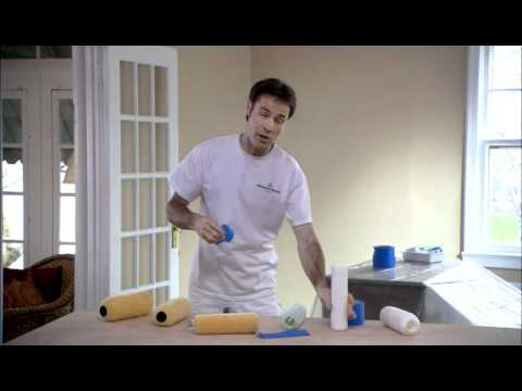 Choosing the Right Paint Roller | Benjamin Moore