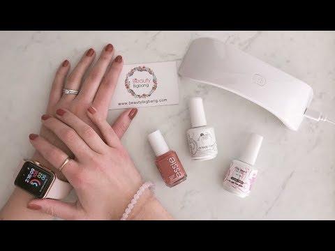Turning regular nail Polishes into Gel nails?! - Kathleen's Basics