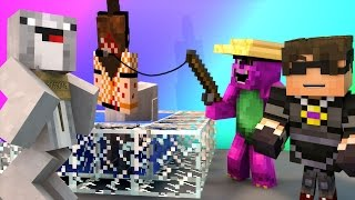 Minecraft Mini-Game : DO NOT LAUGH! (ROSSOME PELVIC THRUSTS?!) w/ Facecam