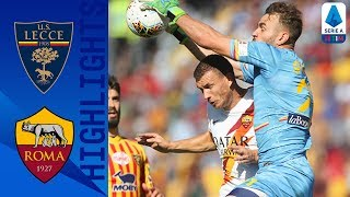 Lecce 0-1 Roma | Roma Get Back To Winning Ways After Beating Lecce On The Road | Serie A