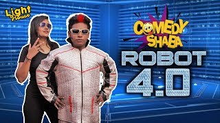Robot 4.0   2.0 spoof   Comedy Sabha   Light House