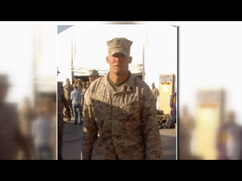 Family honors son, fallen Marine Sgt. Jesse Balthaser