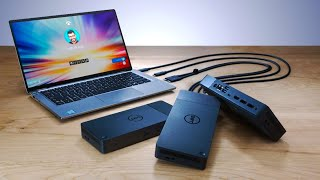 5 Best Laptop Docking Station 2021