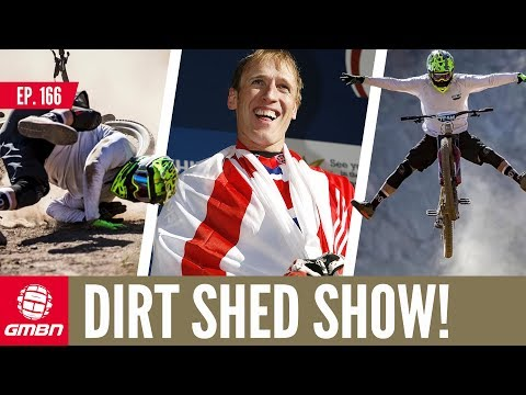 How Much Money Can You Win In Mountain Biking? | Dirt Shed Show Ep. 166