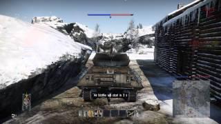 A good War Thunder match